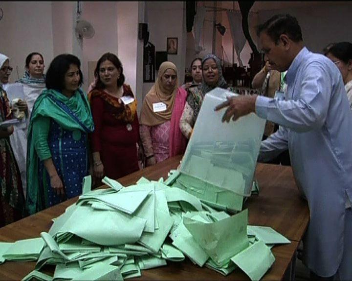 巴基斯坦大選投票結束 暴力襲擊不斷
