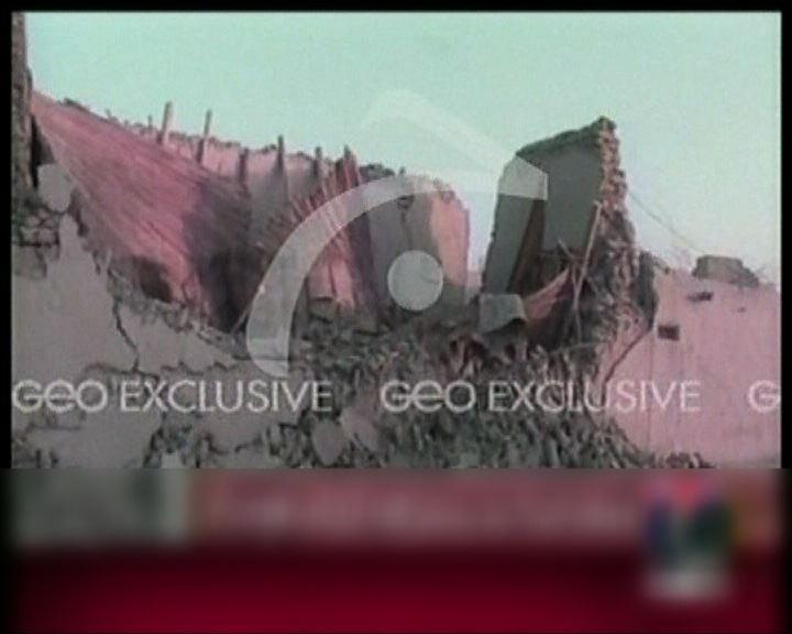 巴基斯坦地震增至逾200人死