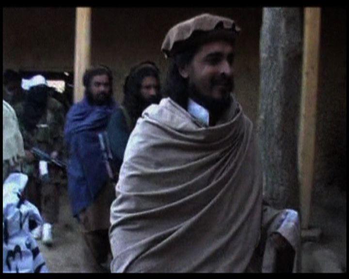 無人機擊斃巴基斯坦塔利班領袖