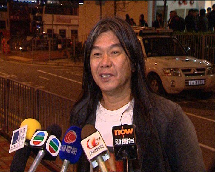 梁國雄:警方拘捕行為荒謬