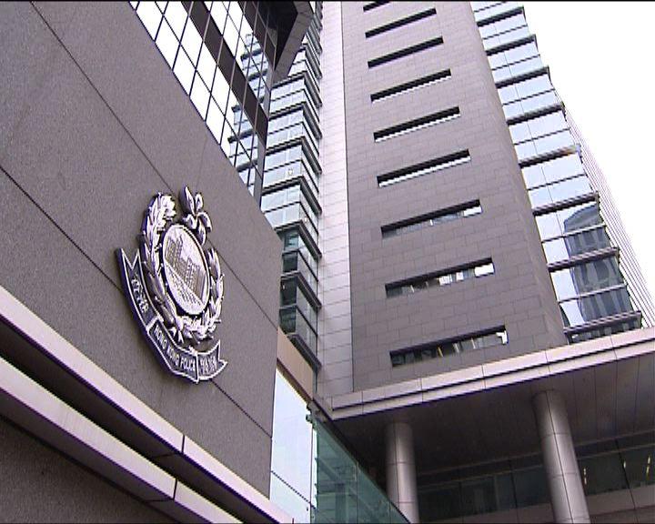 警再拘兩人涉阻議員返議事廳