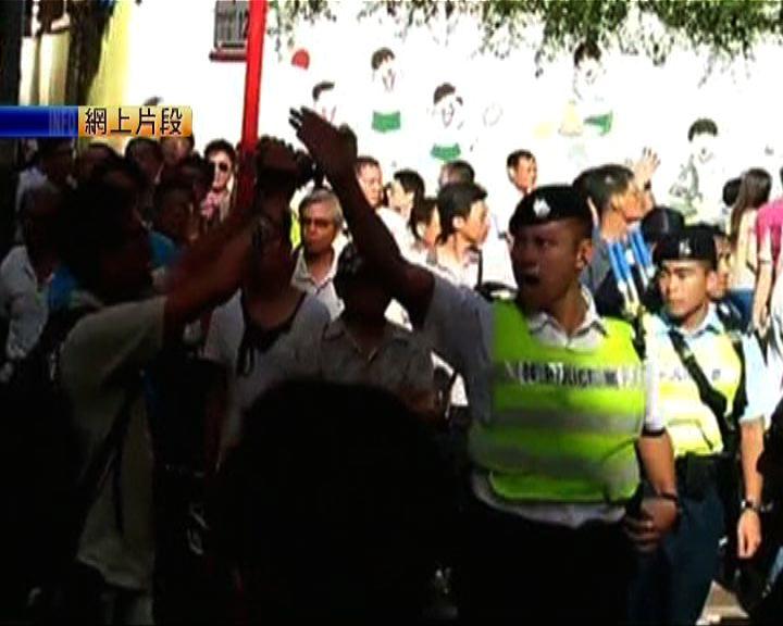 警方調查旺角集會涉及警員投訴
