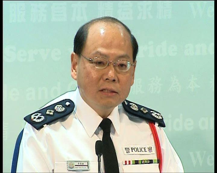 內地旅客犯案數字去年增一成