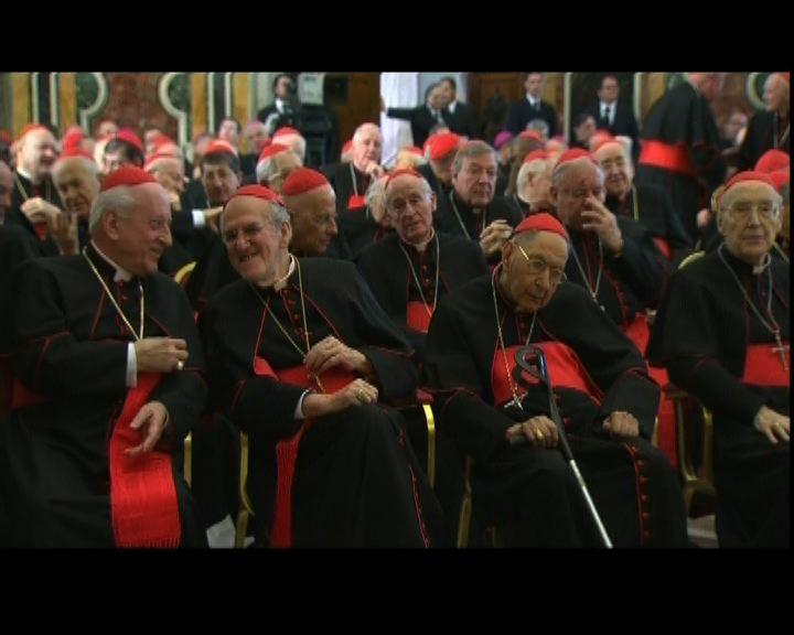 樞機團選新教宗歐洲派勢力大