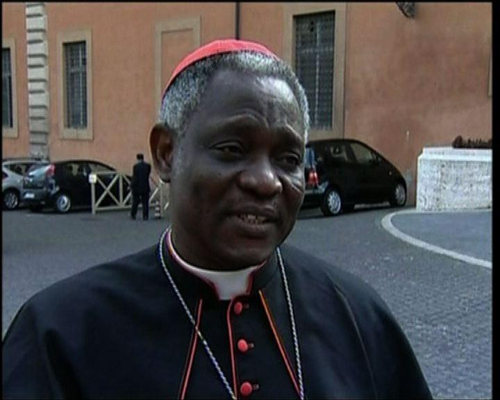 加納樞機成新教宗大熱門之一
