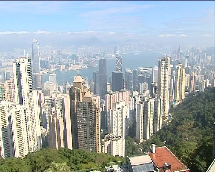標普:香港主權評級維持AAA