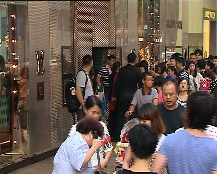 商場黃金周辦點對點跨境購物團吸客