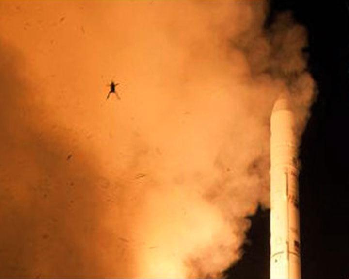 美國有火箭升空時捲走青蛙