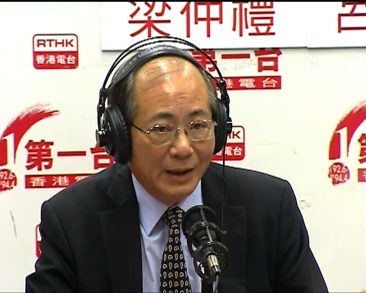 吳克儉:發現北區學位緊張已即時處理