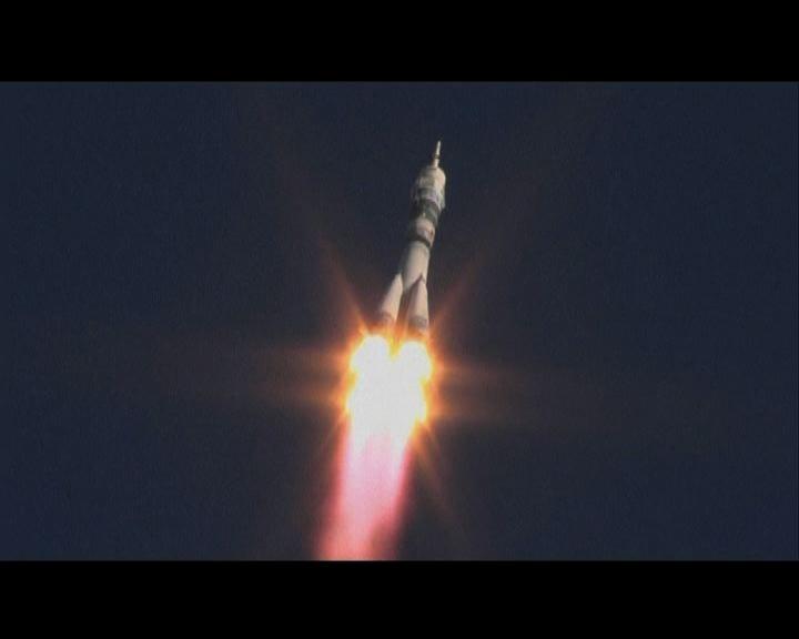 奧運火炬首次進入太空