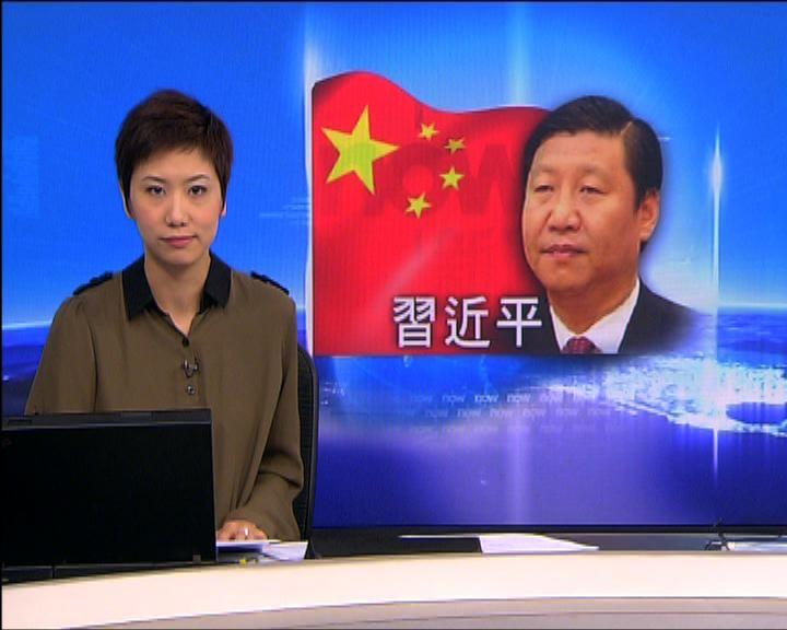 習近平將與緬甸總統吳登盛會面