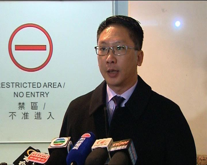 袁國強:尋求人大釋法非不尊重法院