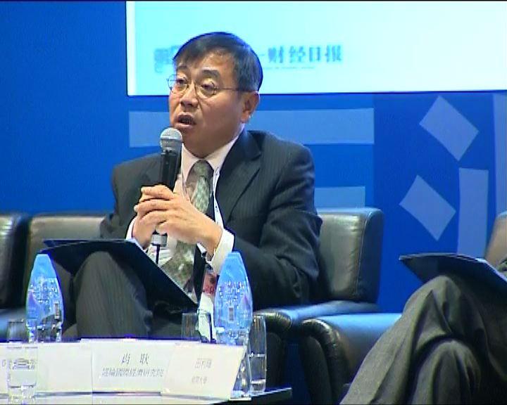 哈繼銘:內地有需要放寬跨境投資