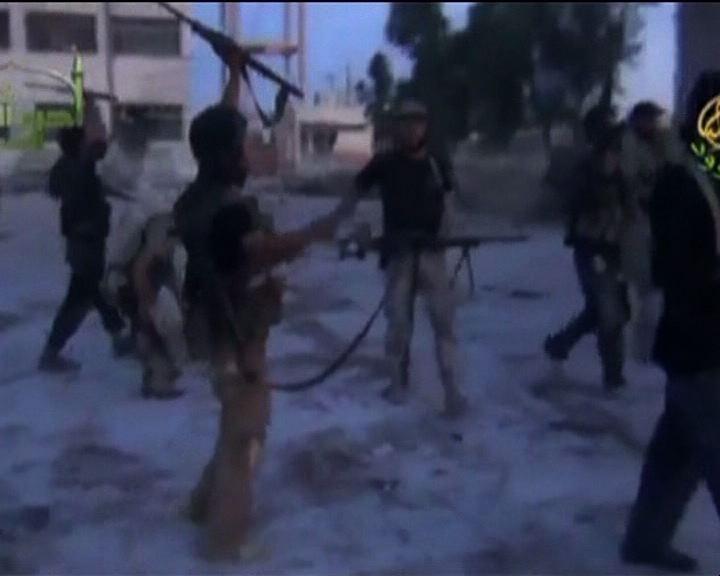 三名西方人士遭敘利亞軍殺死
