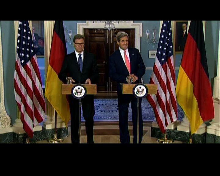 美德兩國批評俄售武予敘利亞