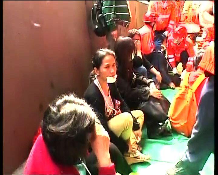屯門三車相撞受傷人數增至27人