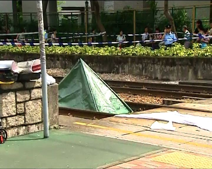 天水圍輕鐵致命意外列車疑曾響號