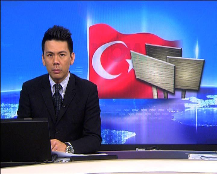 土耳其反政府示威者續與警方衝突
