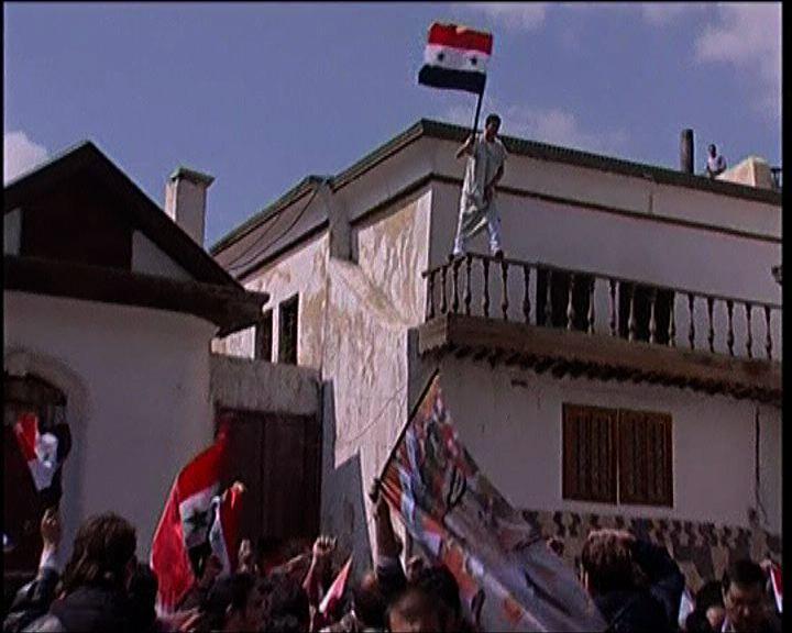 敘利亞與土耳其曾是盟友