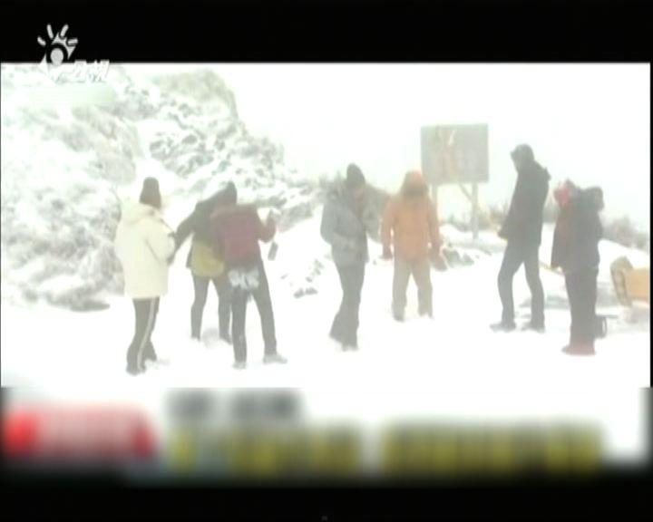 台灣氣溫急跌約50人猝死