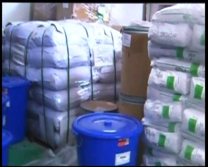 台食品原材料供應商被揭用工業防腐劑