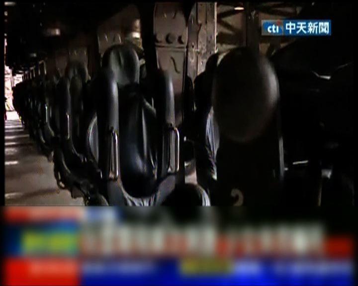 台灣女學生玩過山車後猝死
