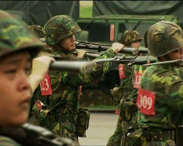 台灣士兵猝死案18人被起訴