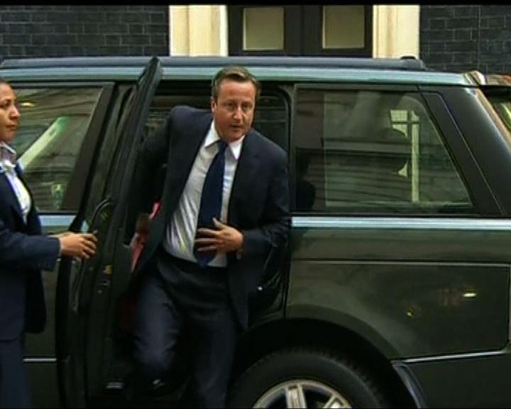 英或推遲預算公布遷就首相訪華