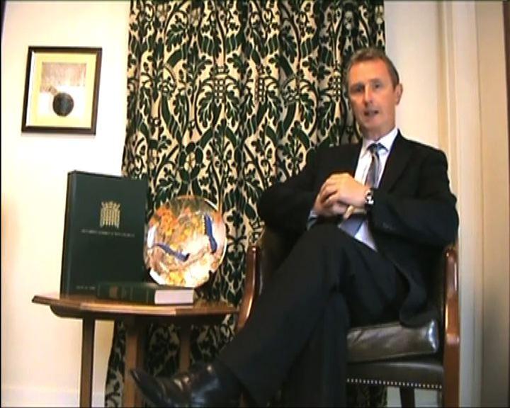 英下議院副議長涉性侵犯被捕