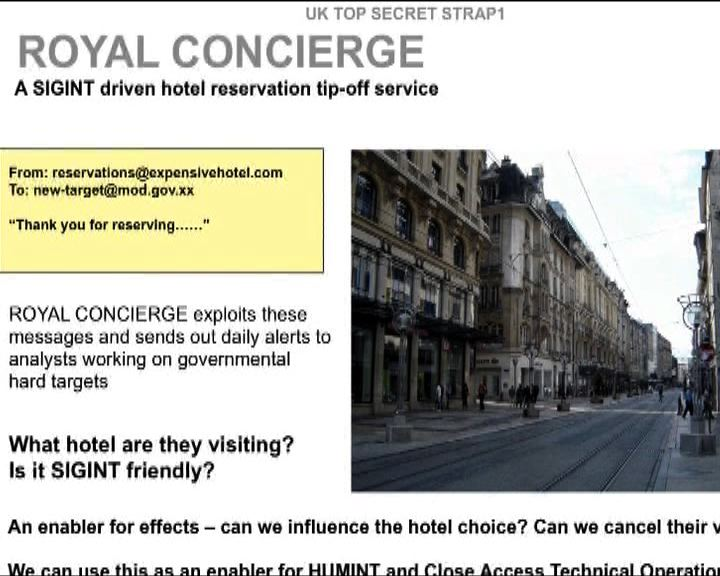 德媒揭英監控酒店訂房網尋目標