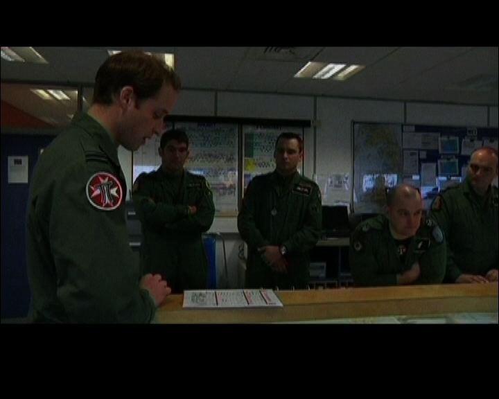 威廉王子宣布退役