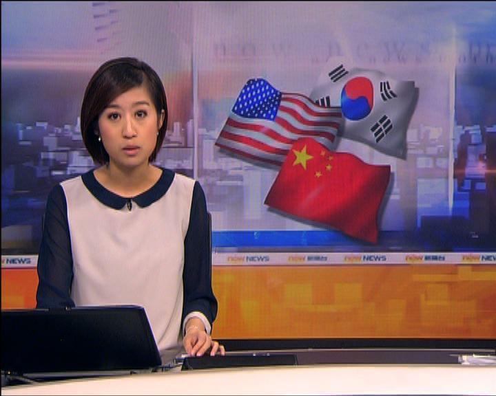 南韓排日擬建美中韓框架