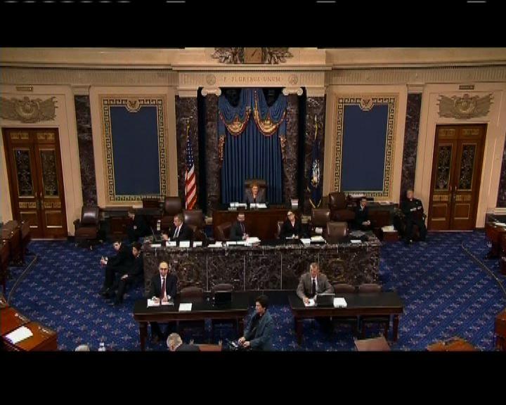 美國參議院兩黨開會仍未有共識