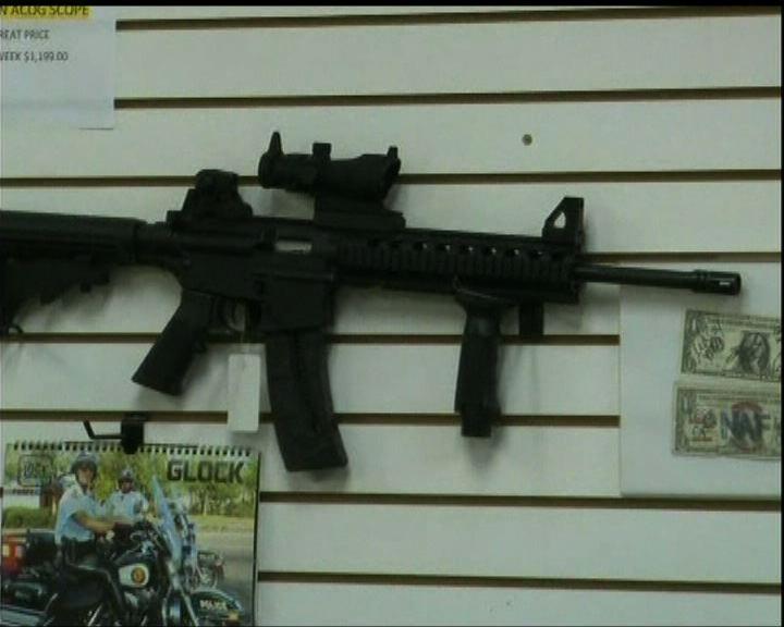 白宮研究廣泛措施管制槍械