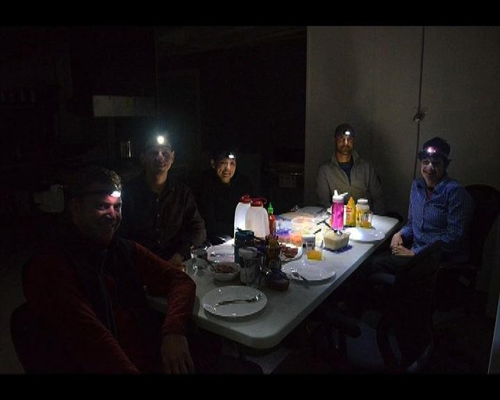 太空人夏威夷火山研火星烹飪