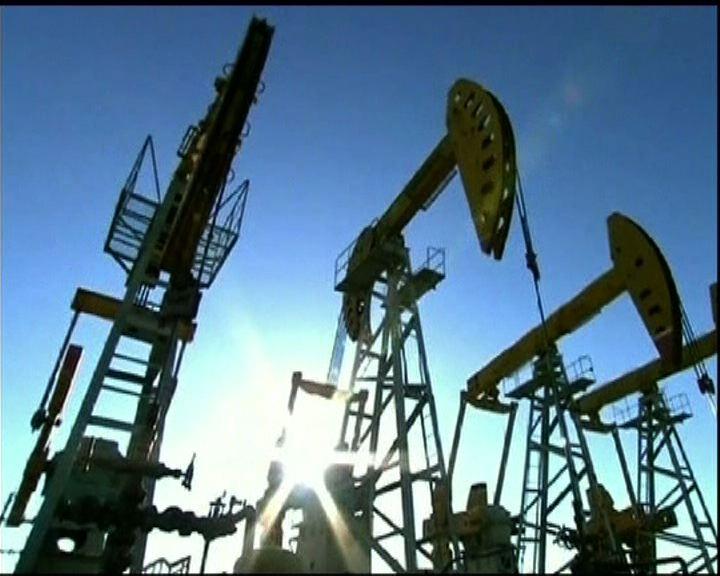 美國原油庫存減少支持油價上升
