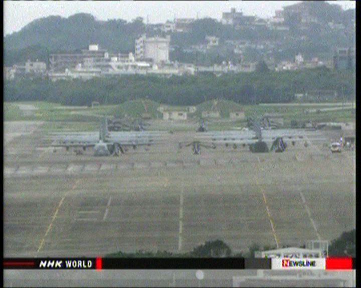 沖繩美軍闖民居被捕