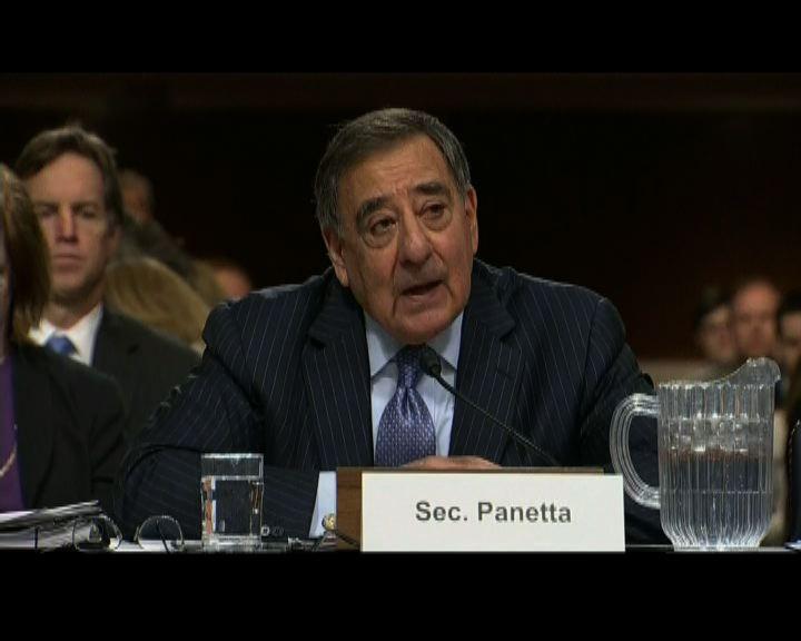 帕內塔強調美軍不能隨傳隨到