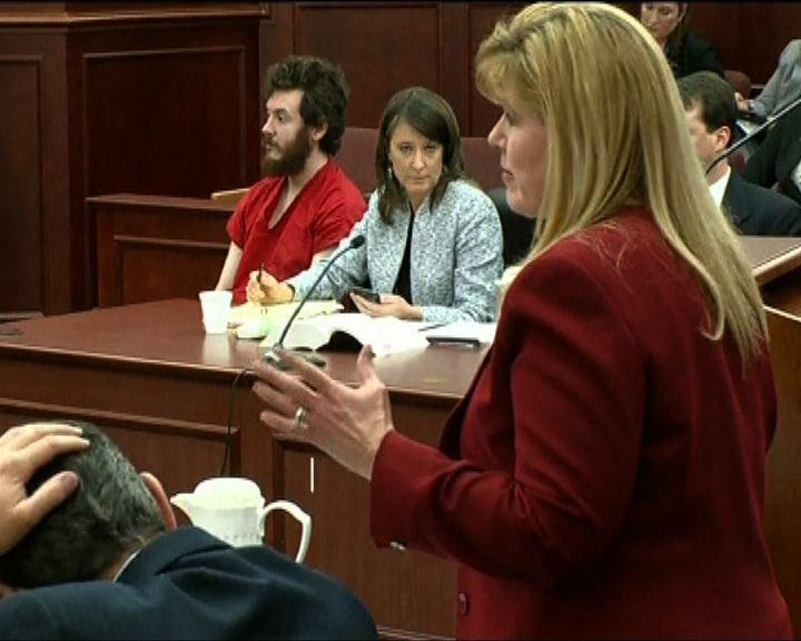 控方要求判戲院槍擊案疑犯死刑