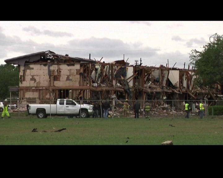 得州爆炸案仍有六十人失蹤
