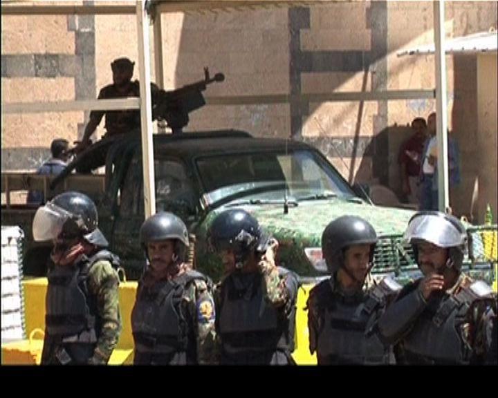美國周日關閉駐多國使領館