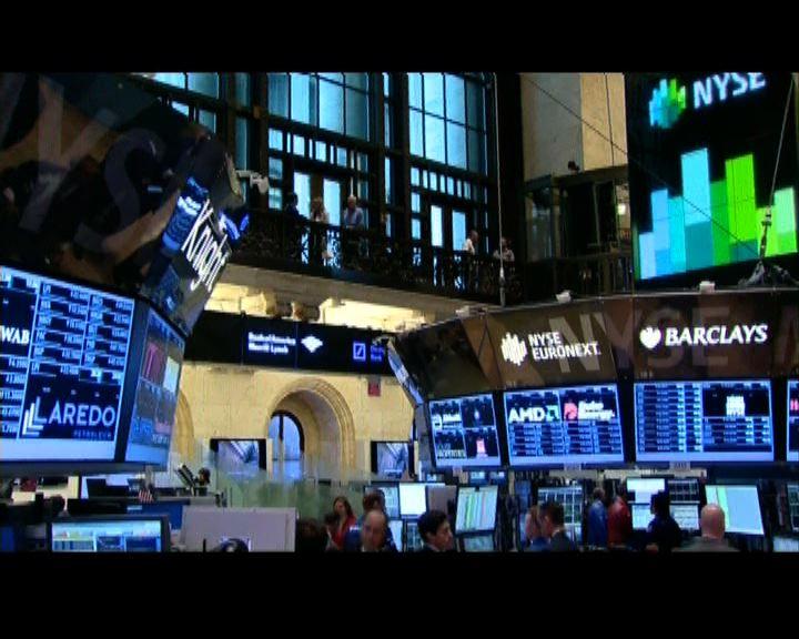 金融及科技股有沽壓標指下跌