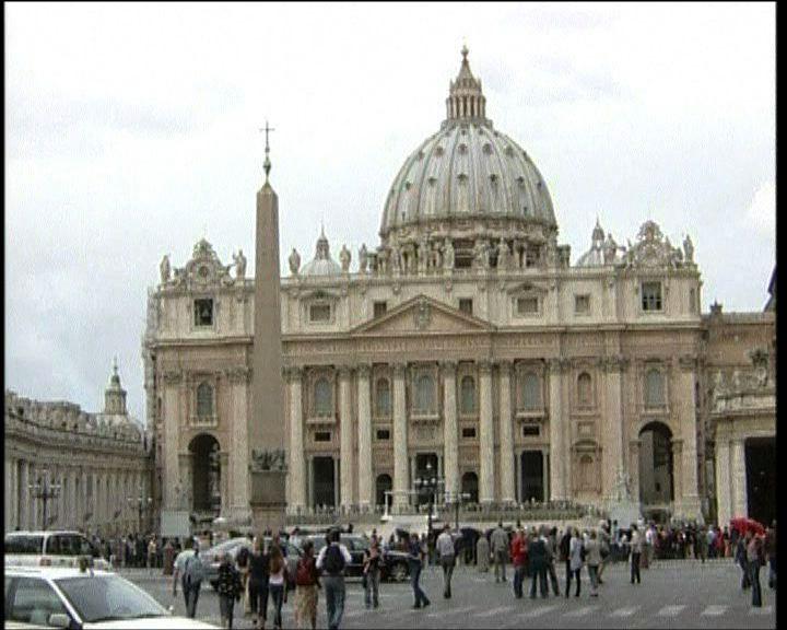 總務長暫代為梵蒂岡元首