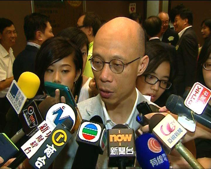 黃錦星希望拉布議員支持擴建堆填區申請