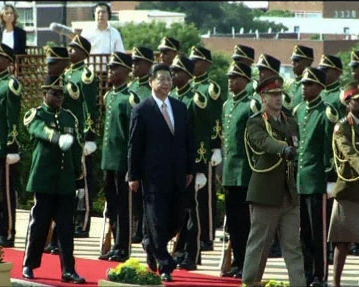 非洲國家盼藉金磚機遇推動發展