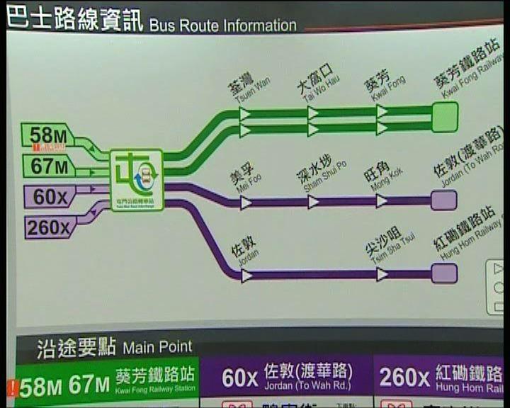 屯門巴士轉乘站或增過海線