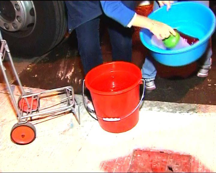西區食水管爆裂樓宇陸續恢復供水