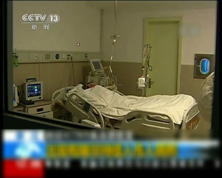 內地H7N9確診病例二百多宗