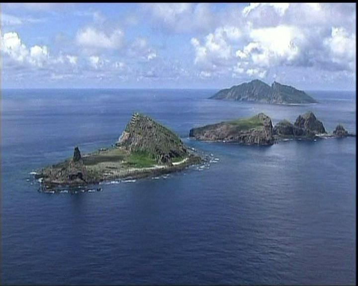 再有中國海警船駛入釣魚島海域