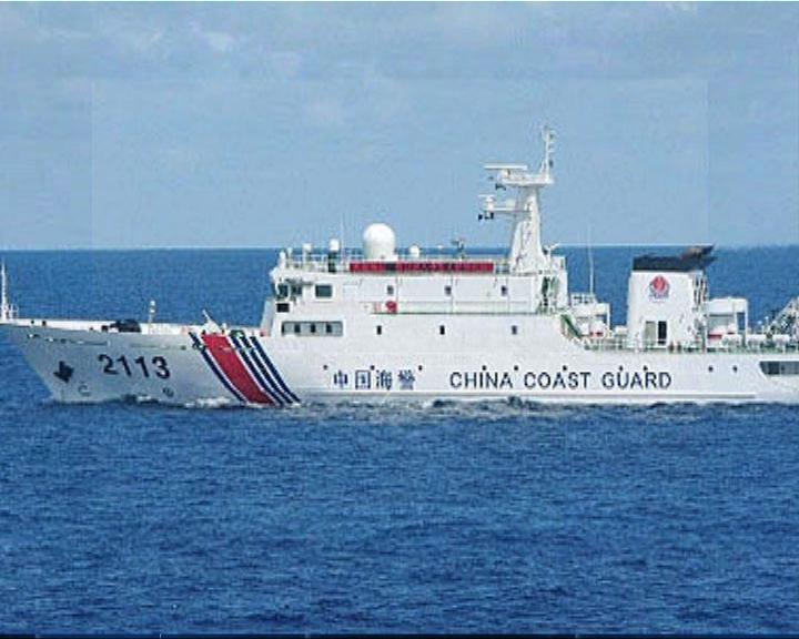 中國海警擬釣魚島登漁船檢查